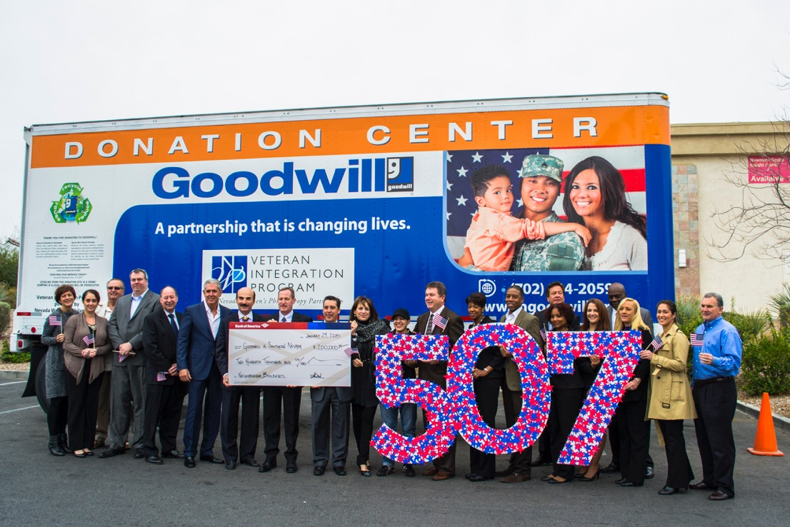 Bank of America & Nevada Womens Philanthropy
