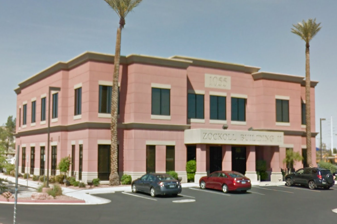 GC Garcia office at 1055 Whitney Ranch Dr, Henderson NV
